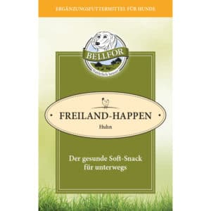 Bellfor Freiland Happen Huhn