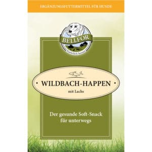 Bellfor Wildbach Happen Fisch
