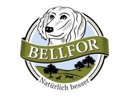 Bellfor Logo weiß