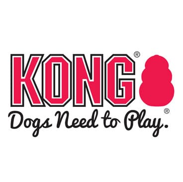 Kong dogs need to play Firmenlogo