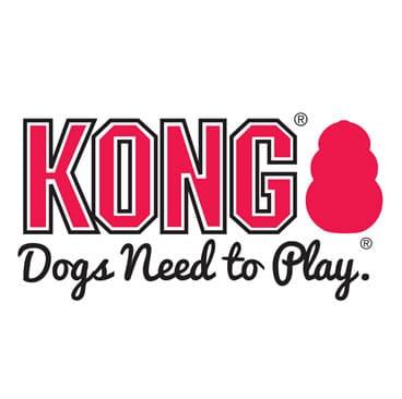 Kong dogs need to play Firmenlogo