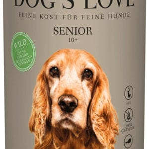 Dogs Love Senior Wild