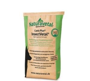 Naturavetal Canis Plus Trockenfutter Insectvetal 5 kg