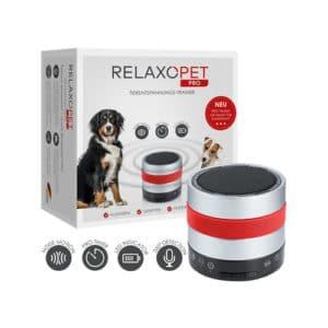 RelaxoPet Pro Hund mit Verpackung