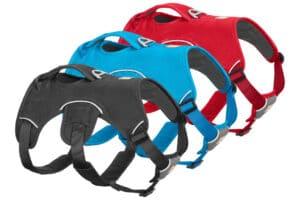 Ruffwear Webmaster Harness Brustgeschirr alle Farben