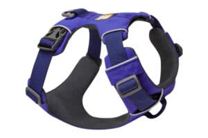 Ruffwear Front Range Harness 2020 huckleberry blue