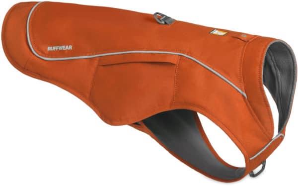 Ruffwear Overcoat Fuse Jacket canyonlands orange