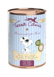 Terra Canis Welpe Rind 400 g