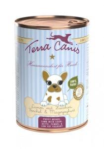 Terra Canis Welpe Lamm 400 g