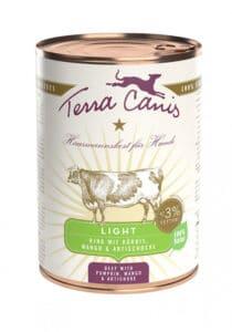 Terra Canis Light Rind 400 g