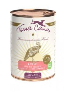 Terra Canis Light Pute 400 g
