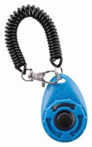 Trixie Sporting Clicker blau