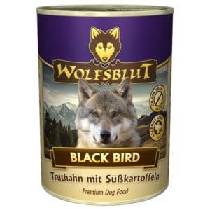 Wolfsblut Nassfutter Black Bird 400 g