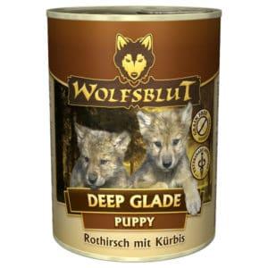 Wolfsblut Nassfutter Puppy Deep Glade 400 g