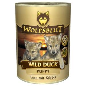 Wolfsblut Nassfutter Puppy Wild Duck 400 g