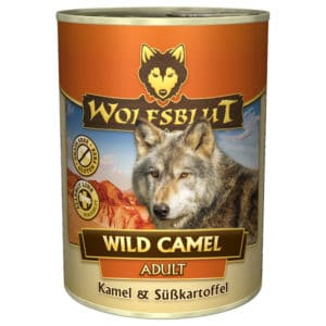 Wolfsblut Nassfutter Wild Camel 400 g