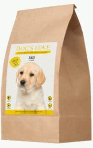 Dog´s Love Trockenfutter Junior Huhn