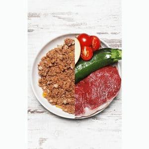 Dog´s Love Canna Bio Rind 400 g Zutaten