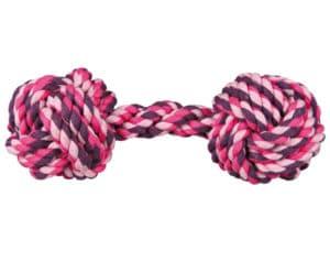 Trixie Tau Hantel rosa