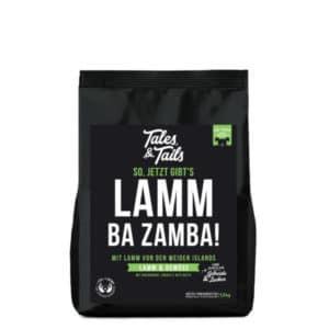 Tales and Tailes LammBa Zamba Trockenfutter 1,5 kg