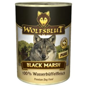 Wolfsblut Black Marsh Pure 400 g
