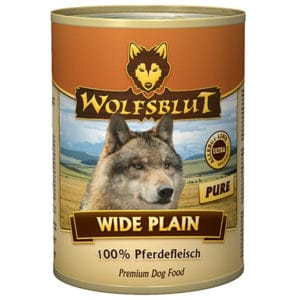 Wolfsblut Wide Plain Pure 400 g