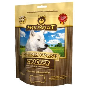 Wolfsblut Cracker Golden Goose 225 g